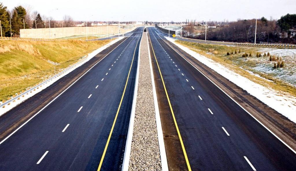 строительство частной дороги